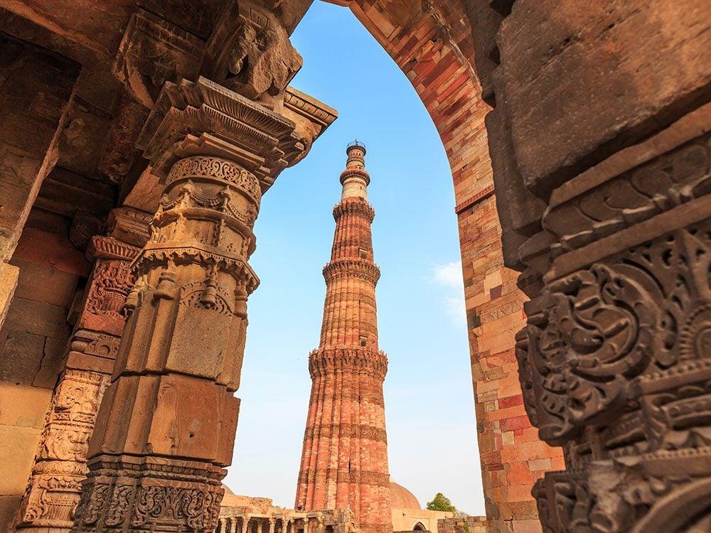 Things to do in Delhi: Qutub Minar