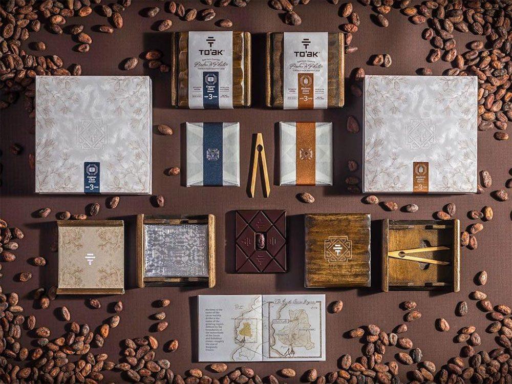 To'Ak Chocolate, Quito, Ecuador