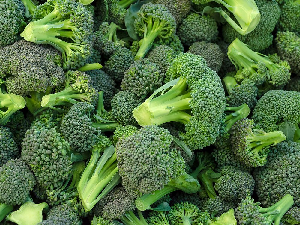 Broccoli fights inflammation