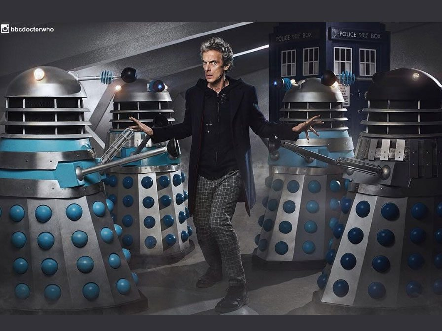 Great Docror Who quotes: The Twelfth Doctor