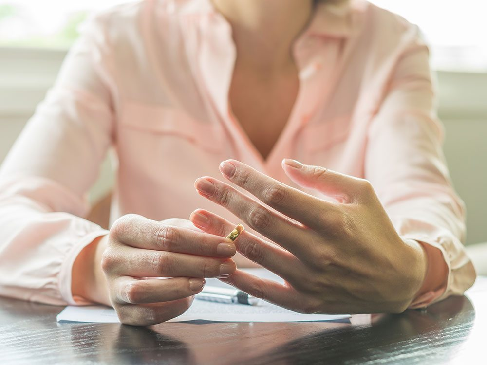 Dreams can reveal how you'll recover from divorce