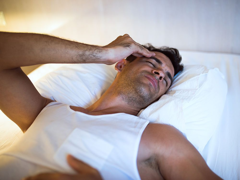 Dreams can reveal you have sleep apnea