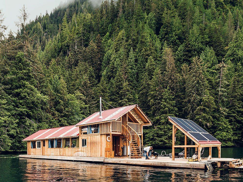 Khutzeymateen Wilderness Lodge