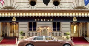 Luxurious hotel amenities around the world