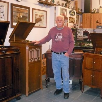 Check Out This Canadian's Incredible Phonograph Collection