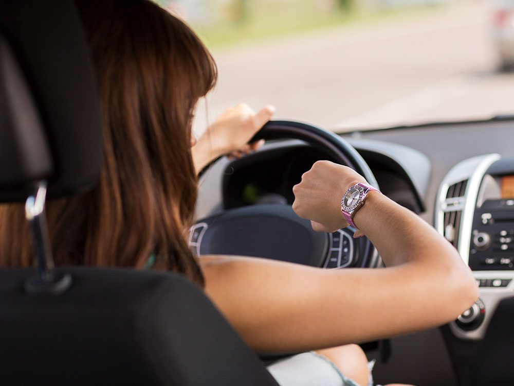 A stressful commute can affect your blood pressure reading