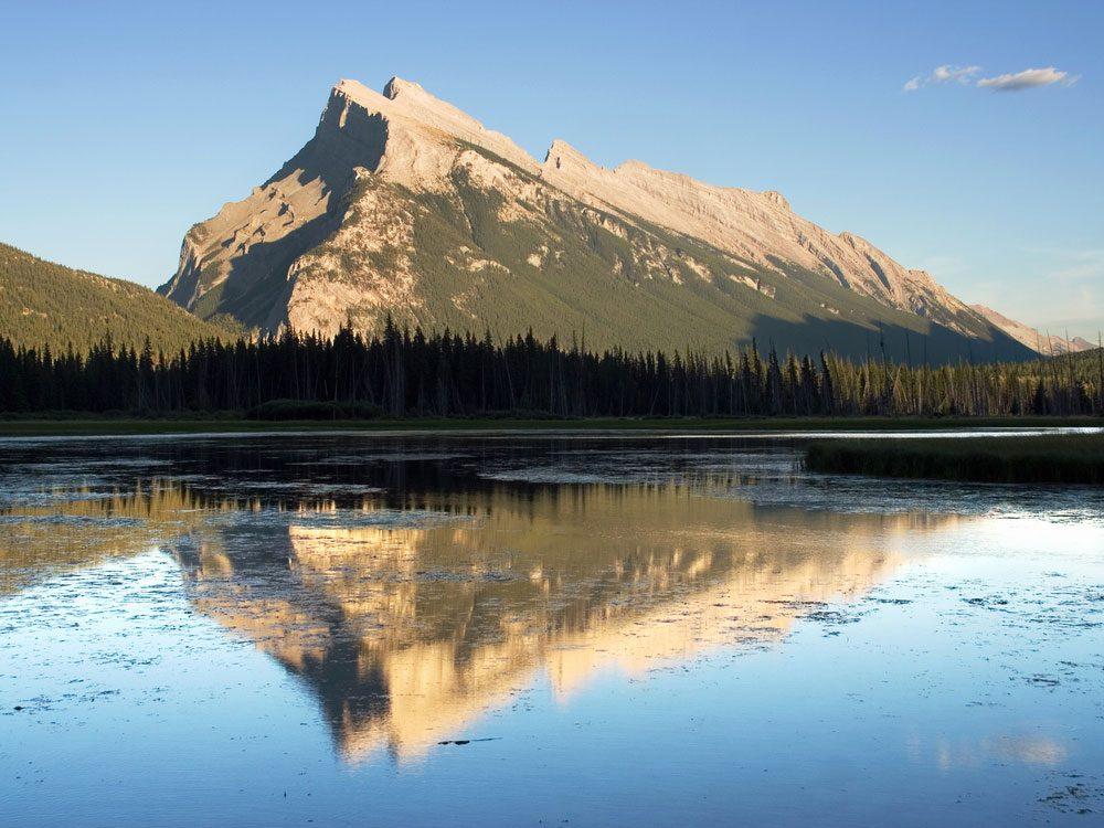 Vermilion Lakes, Banff, Alberta