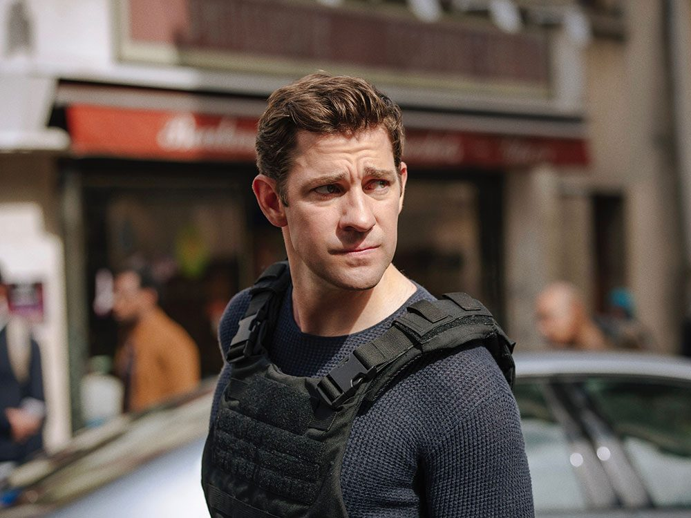 "John Krasinski in ""Tom Clancy's Jack Ryan"""