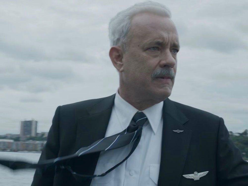 """Tom Hanks in """"Sully"""""""