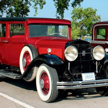 Remembering the Classics: Our 1930 Cadillac V8 Club Sedan