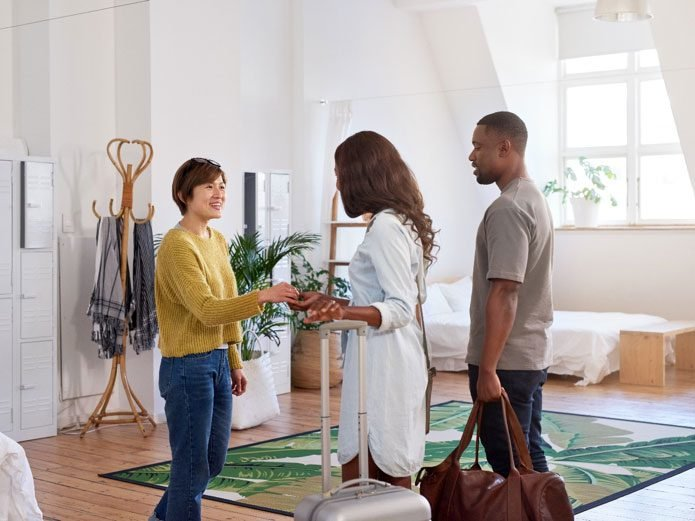 Airbnb tips
