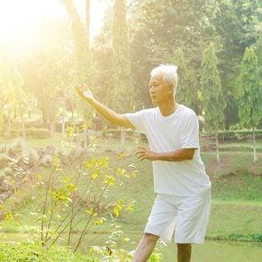 Best exercises for seniors: Tai chi