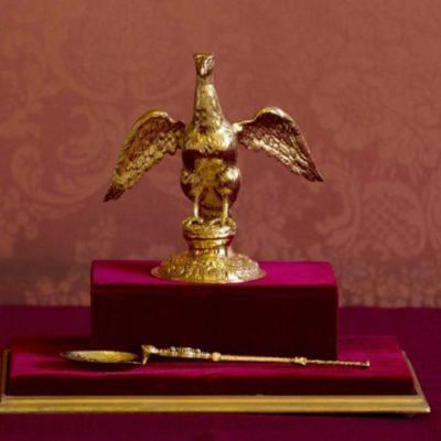 Coronation spoon