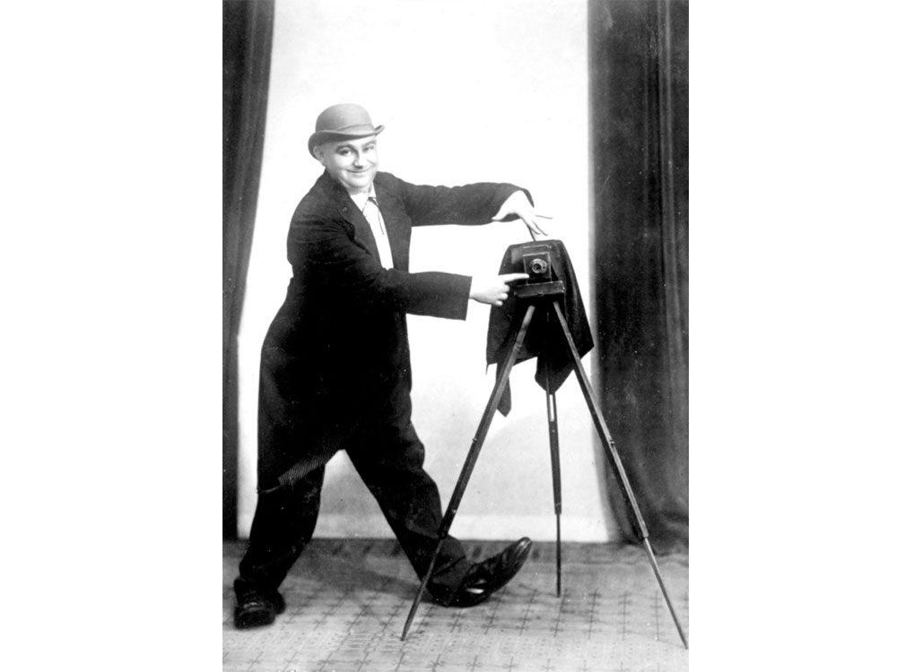 1900s camera