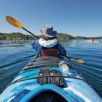 Kayaking with Humpback Whales on the Johnstone Strait