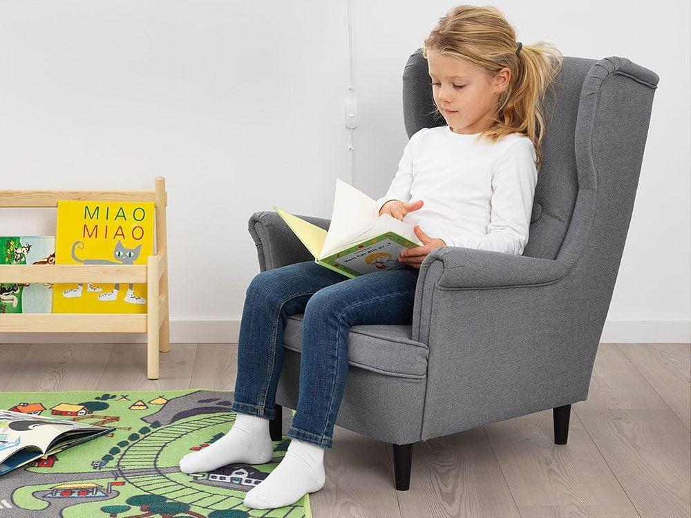New IKEA catalogue: Children's Strandmon