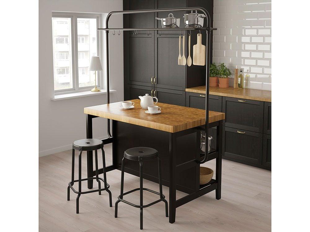 New IKEA catalogue: Vadholma kitchen island