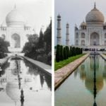 What 10 Famous Landmarks Looked Like 100 Years Ago