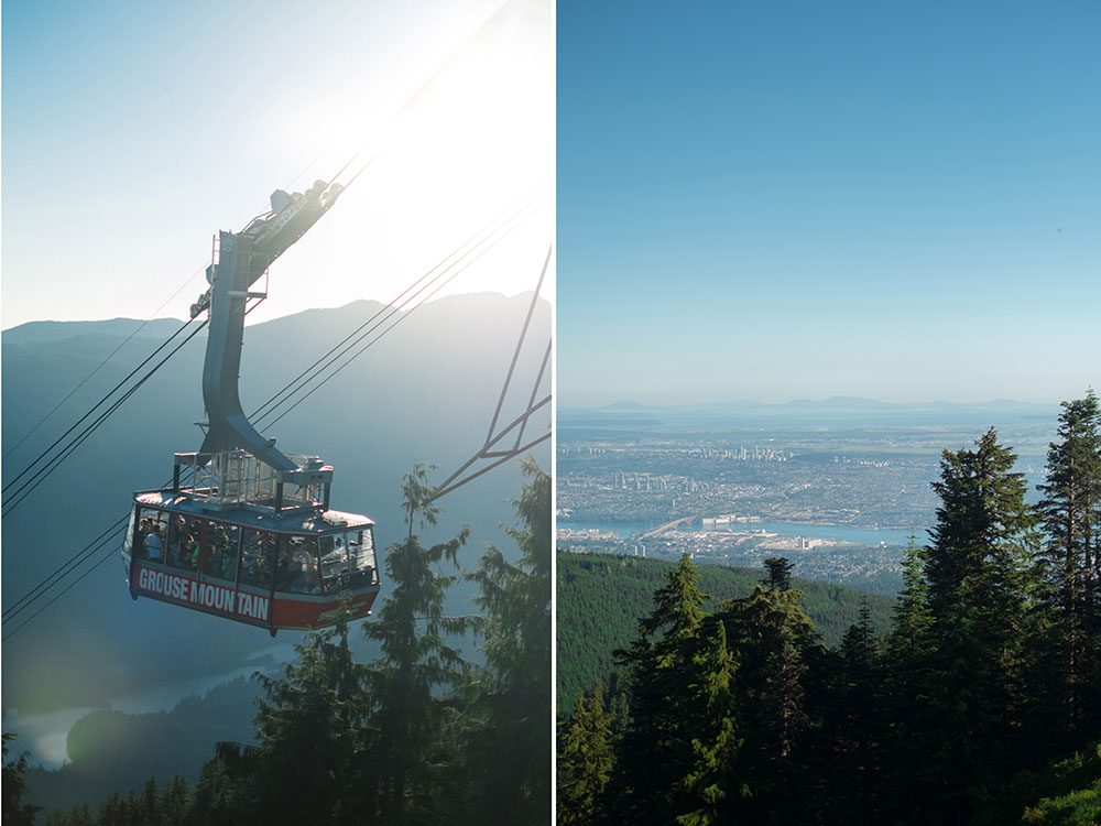 Vancouver North Shore - Grouse Mountain