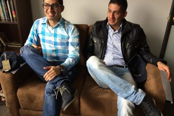 William Cañas Velasco and Jorge Enrique Bernal Castro
