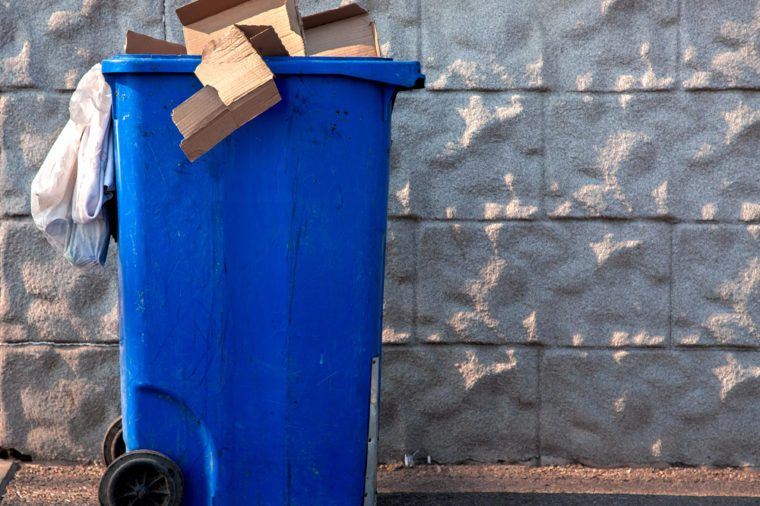 What plastic recycling numbers really mean