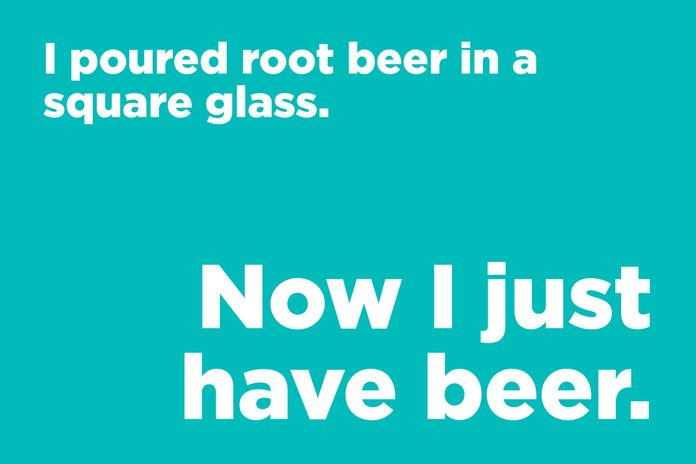 Root beer joke