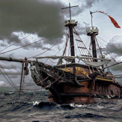 Mary Celeste ghost ship