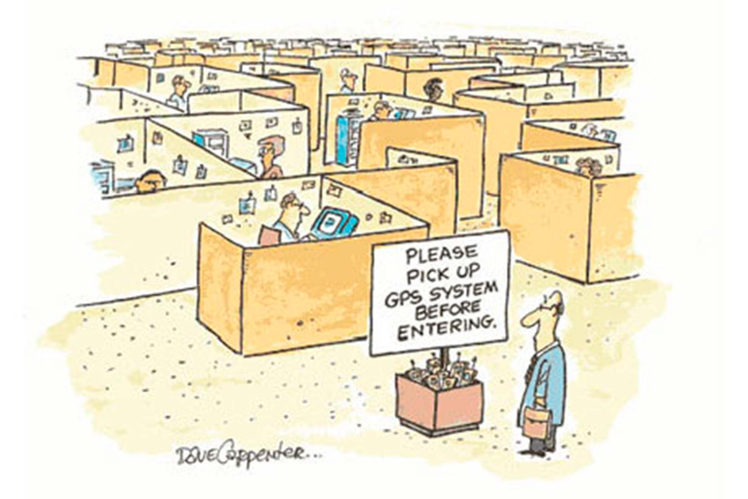 80+ Funny Work Cartoons to Get Through the Week | Reader's