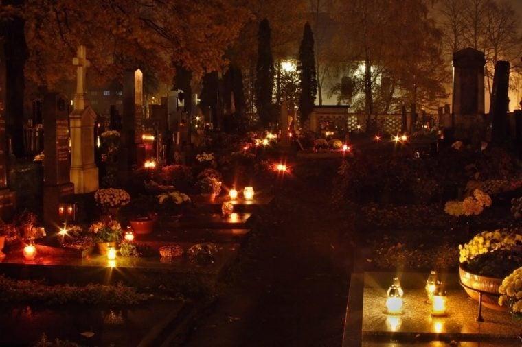 Czech Republic cemetery