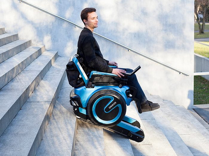 Scewo wheelchair