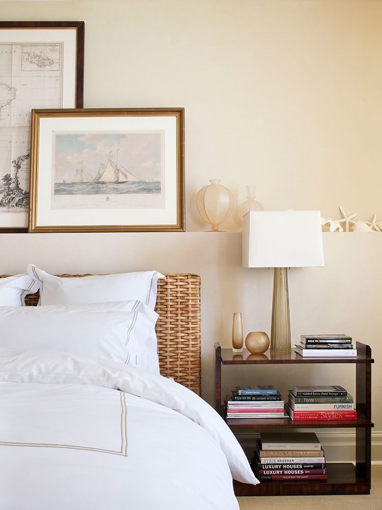 Brian Gluckstein bedroom design