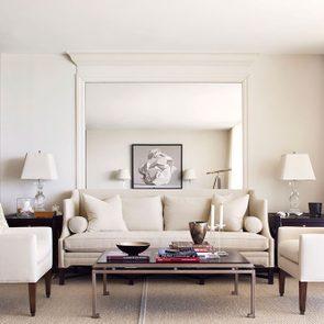 Brian Gluckstein Design - Beige living room