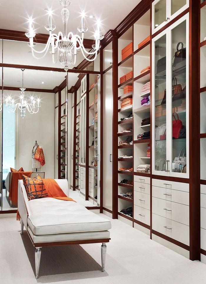 Brian Gluckstein closet design