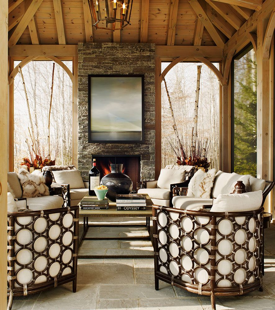 Brian Gluckstein outdoor spaces