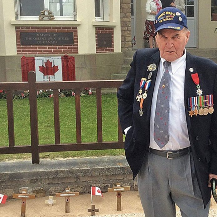 14,000 Canadians Stormed Juno Beach on D-Day—My Father Was One of Them