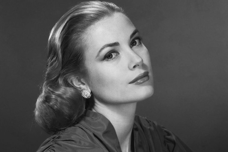 Did Grace Kelly have a stroke?