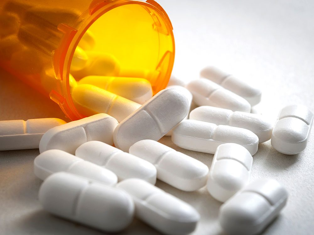 Fall prevention tips: Medication review