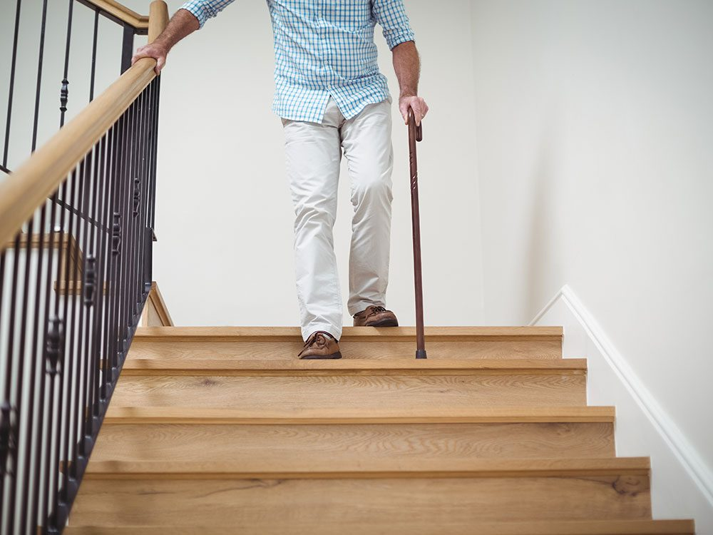 Fall prevention tips: Wear the right shoes
