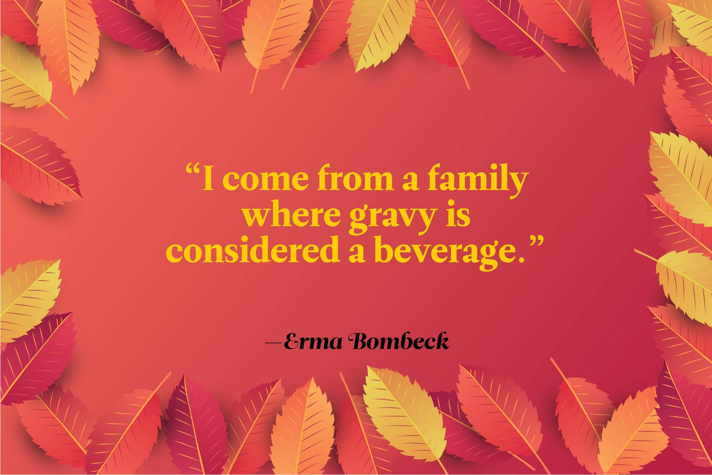 Funny Thanksgiving Quotes To Share At The Table