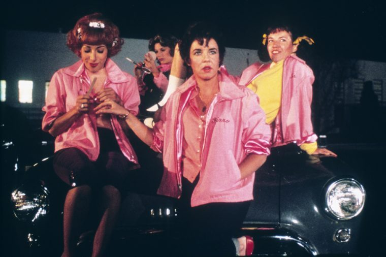 "Stockard Channing in ""Grease"""