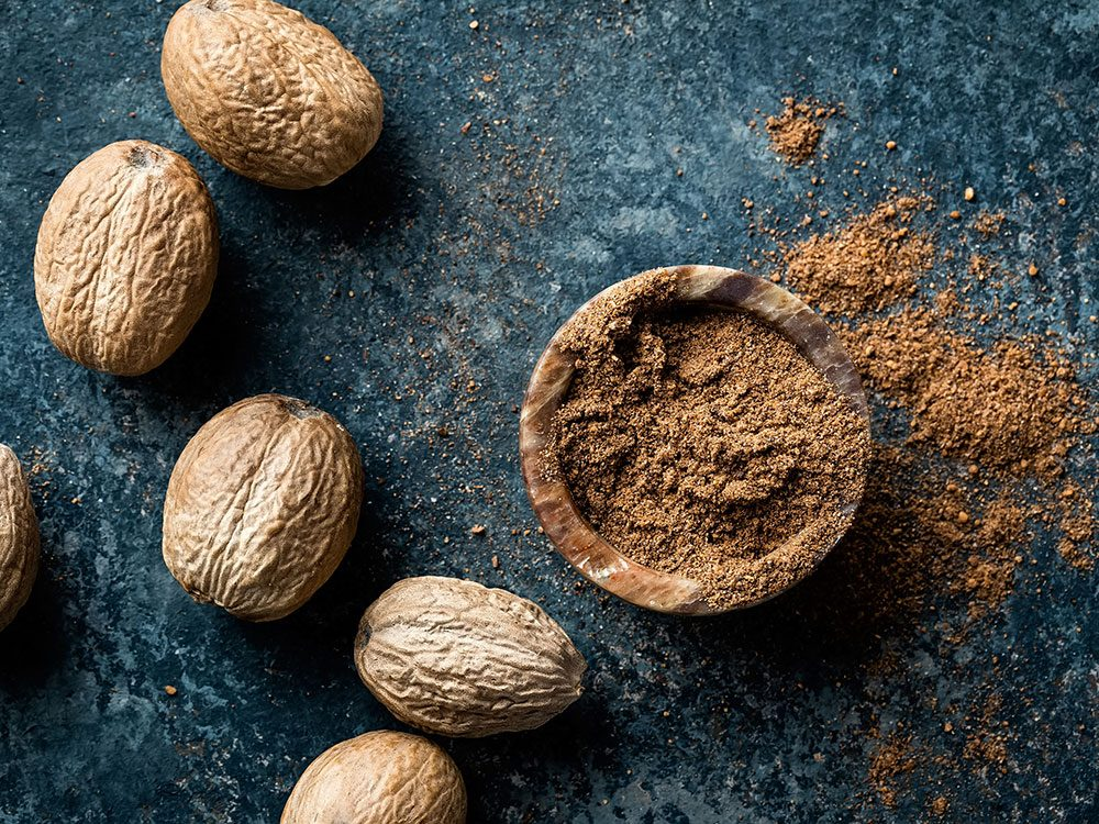 Healing Herbs and Spices: Nutmeg