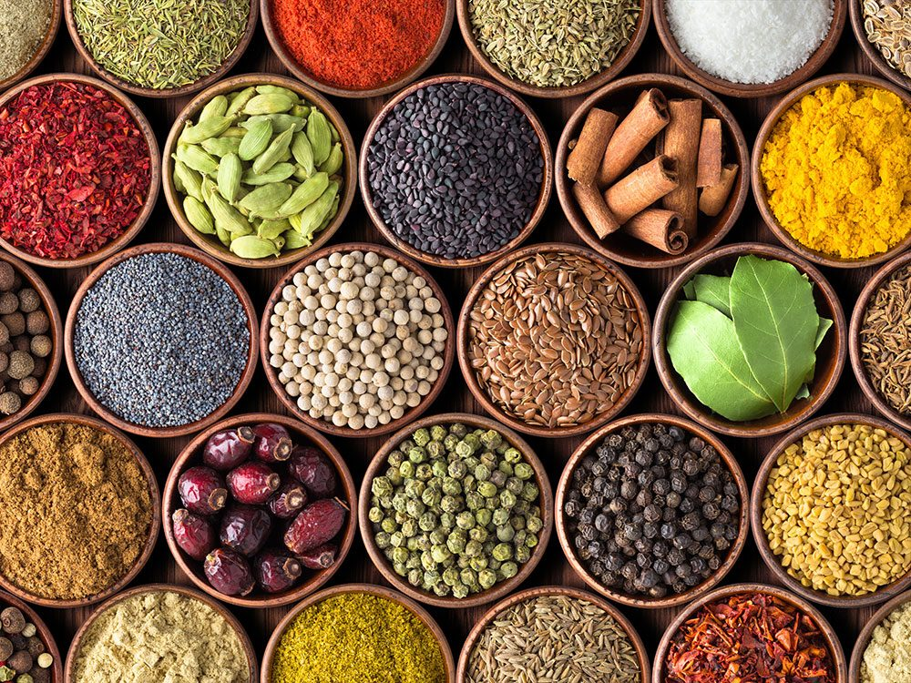 10 Healing Herbs and Spices Worth Adding to Your Meals