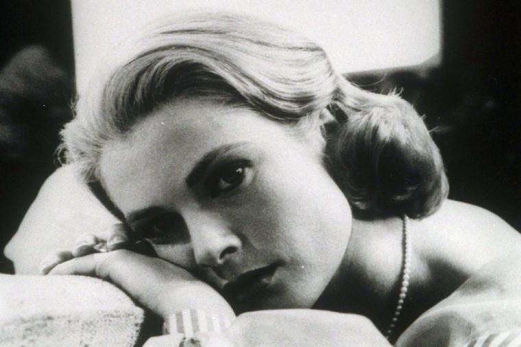 How could Grace Kelly have a stroke at 52?