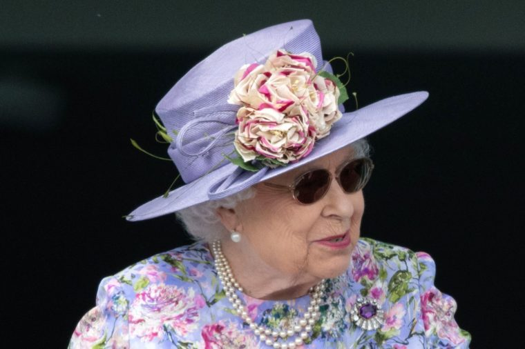 Queen Elizabeth vowed to rule for life