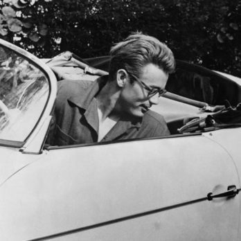 The Last Thing James Dean Said Before His Infamous Car Crash
