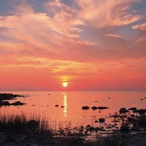 MacGregor Point Provincial Park - Lake Huron sunset