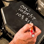 Try This Simple Hack and You'll Never Miss Another Oil Change
