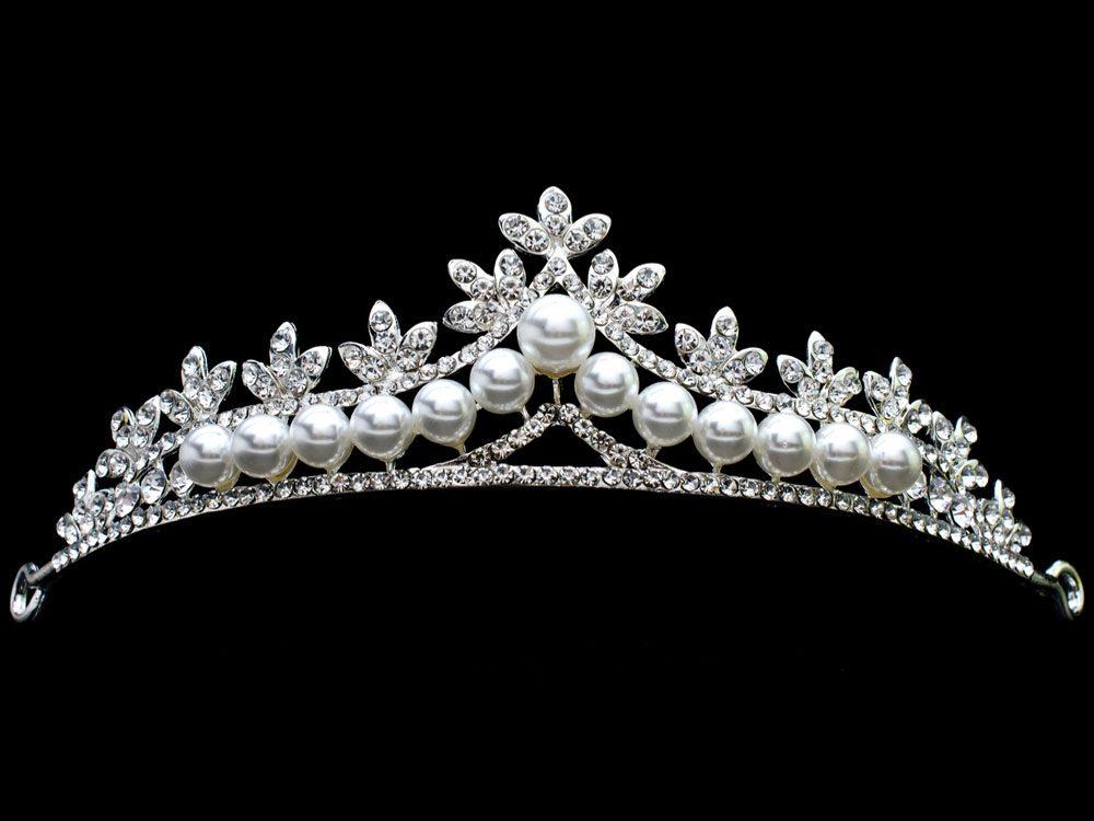 Jeweled tiara