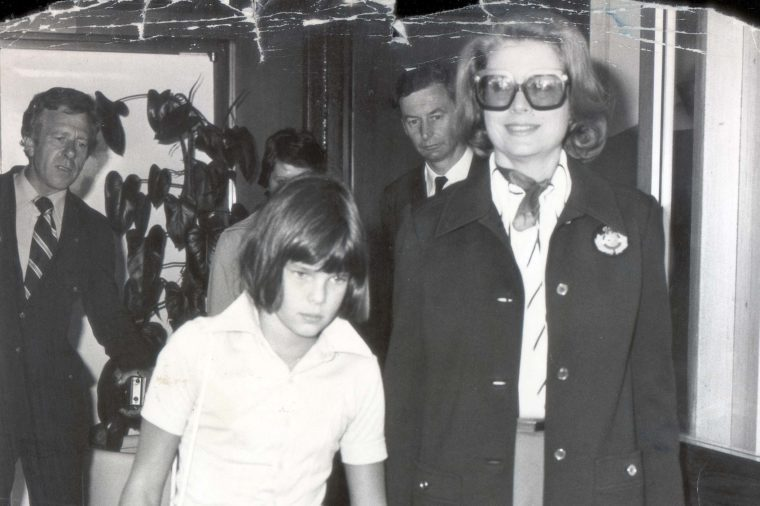 Princess Grace and daughter Stephanie