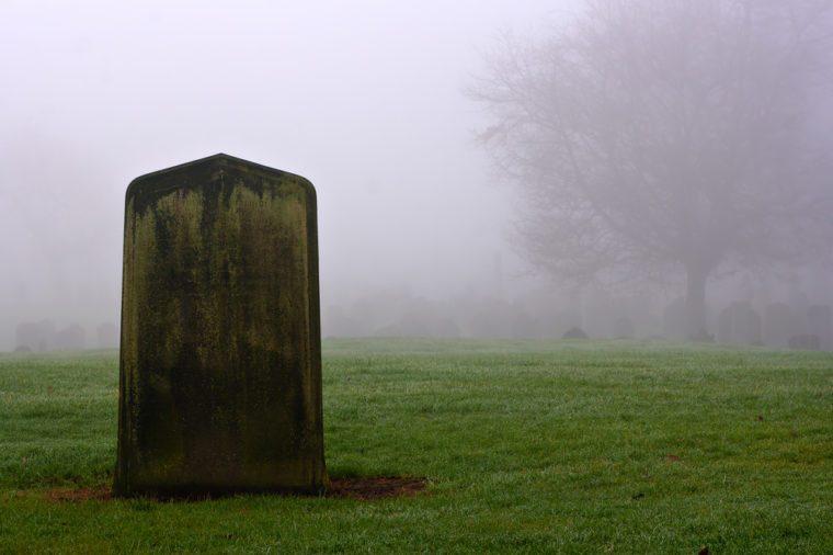 Grave men